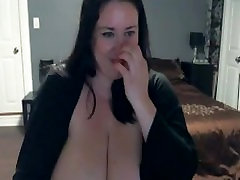 That is real big boobs