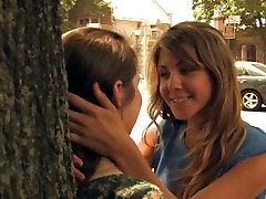 2 lesbian teens tajski