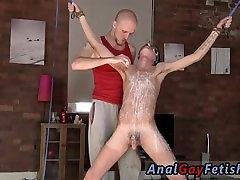 Amputee boy has gay sex first time Kieron Knight enjoys to deep-throat