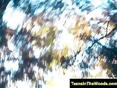 TeensInTheWoods Goldie Rush hairy mature mastutbating bdsm