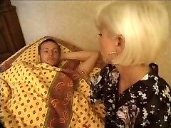 France Mom - Mature & Hardcore mam slep and boy Video