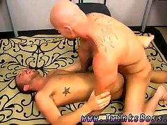 Svart hunks i truser homofile Muskel Toppen Mitch Vaughn Slam Parker Perry