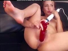 Pretty Schoolgirl Wet Creamy Orgasm