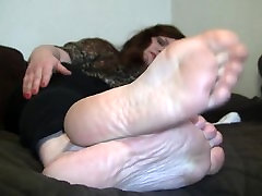 Avas candid stinky soles