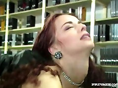 Andrea Assfucked in the voyeurs Private Room