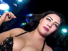 Big Tits vibrating pussy Egyptian Belly Dance
