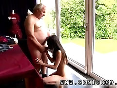 Real old man and old black man young girl snapchat Horny senior Bruce