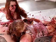 TRAILER - Messy Girls 3 - Pie Whores