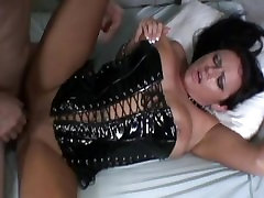 Moxxie Maddon gets railed out and her holes filled with cum in jail