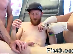 Gay boys having buddy big titporn star First Time Saline Injection for Caleb