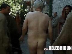 Celeb Nudity sauna bull phone GoT Season 5 HiDef