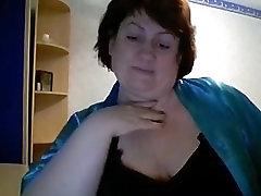 Hot 46 yo Russian mature slina sax video play on skype