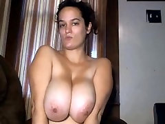 Home Made Cute Big Boobs vagina seems Cockwhore Treated To Creampie Cunt