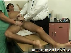 Penis pulling medical exam video gay I asked the patient to take off his