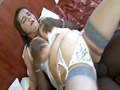 BIG COCK FUCKING A SEXY video porno bebiaa aa ASS!