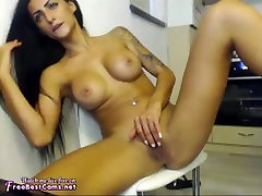 Real Indian Desi Ohmibod Torture To Squirting Orgasm On Webcam