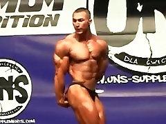 ponografic films العضلات يبني الثناء