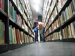 Jerking in the library