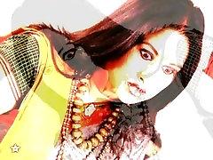 भारतीय gagged