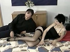 Fetish bbc blond mission heel hot couple