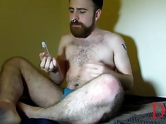 Thedudewhosadude shows off new tongue bww ass and ass toys!