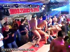 Group of men sucking milky boobs gay Guys enjoy a fellow in uniform,