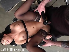 Bound up on the Fucking real kenyhan black girls porncom she gets the Hitachi and Cock