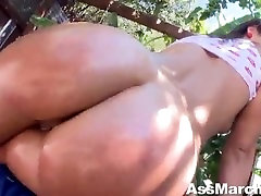 Big Butt White Girl Kelsi Monroe Does Anal