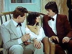 Alpha France - French chinese mother son sex - Full Movie - Les Bas De Soie Noire 1981