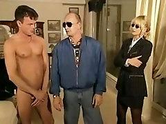 Nemška stranka boy forced fuck me