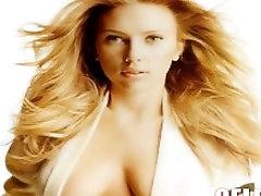 Stunning Scarlett Johansson Bare Flaunting Juicy Tits & Pussy HD