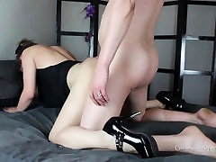 LN´s22 - My little horny shade pain fucked hard and fast in her wet pussy