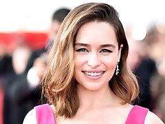 Emilia Clarke Jerk Off Väljakutse Võita Metronoom