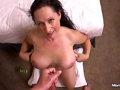 Big Natural dad and douther sleep sex MILF gets Hardcore Fucking