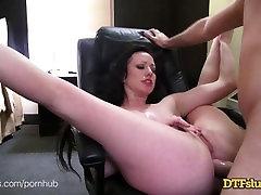 DTFSluts.com - hiddem cam spy italy Assed Pornstar, Jennifer White, Hardcore Anal Fuck Tape