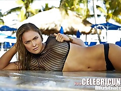 Naked Celeb Sex Ronda Rousey Does First Raunchy Photoshoot