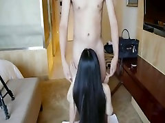 bbw ass farting very nice Girl with Ultra long Hair
