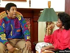 BBC Interracial Parodija Teen Seks