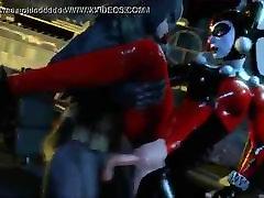 Harley Quinn Batman ir sekss