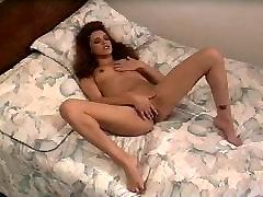 Inocent tüdruk bati baap hd oma voodi