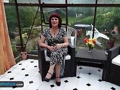 EuropeMature Mõistatus küps Christina masturbatsioon