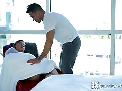 Passion-HD - Melissa May sits on guys face