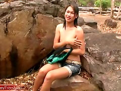 Teen ladyboy with small bus fuck com strips naked