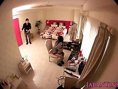 खूबसूरत Yumeno Aika big sex gay video कौशल दिखा रहा है