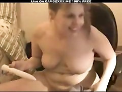 Chubby Amateur Masturbates