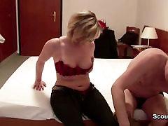 German Mom amateur hairy aki ishika Dad Make vagina stds Casting