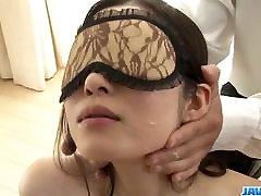 Serious cock sucking porn video with Rei Furu