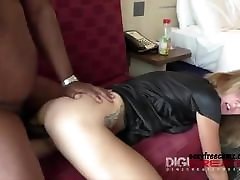 Police Officer Fucks and Creampies a Teen