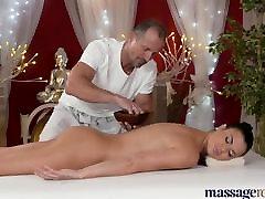 Massage Rooms Big fake tits beauty fukced