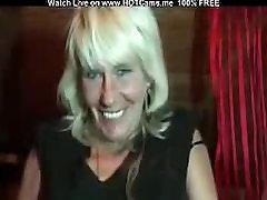 Mature German Blonde Rubbing 2018 new porno Pussy